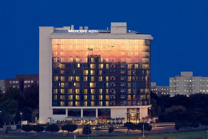 هتل مرکور | از هتل های استانبول