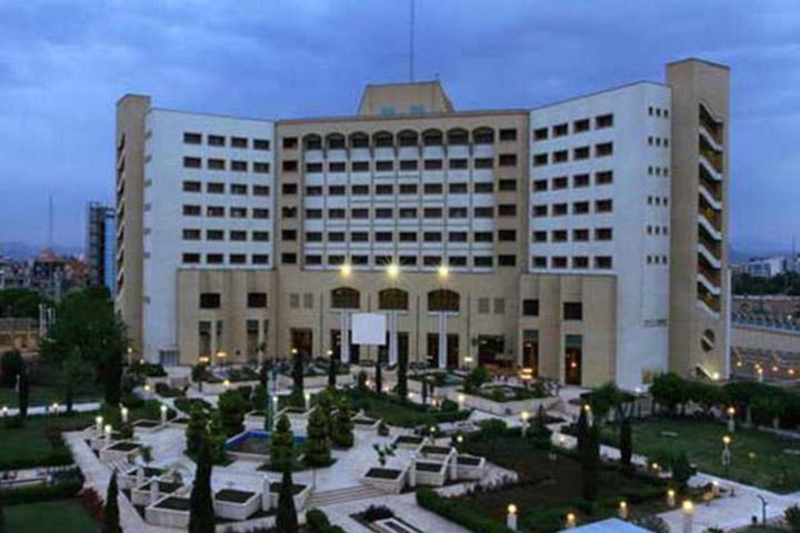 هتل پارس - انتخابی لوکس در بین هتل های کرمان