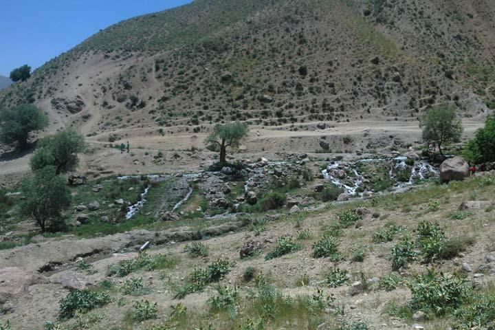 چشمه سراب کرتول