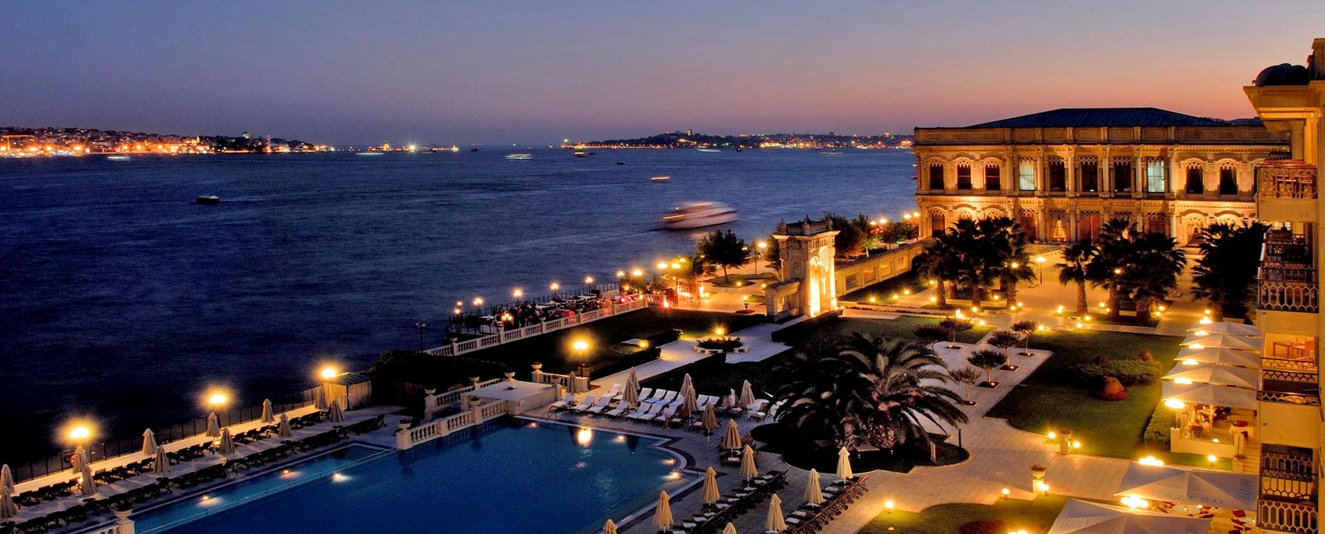 هتل های استانبول را بهتر بشناسید