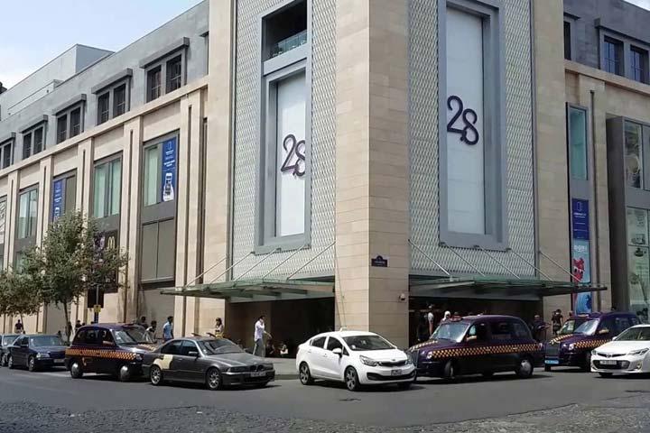 مال ۲۸ | مراکز خرید باکو