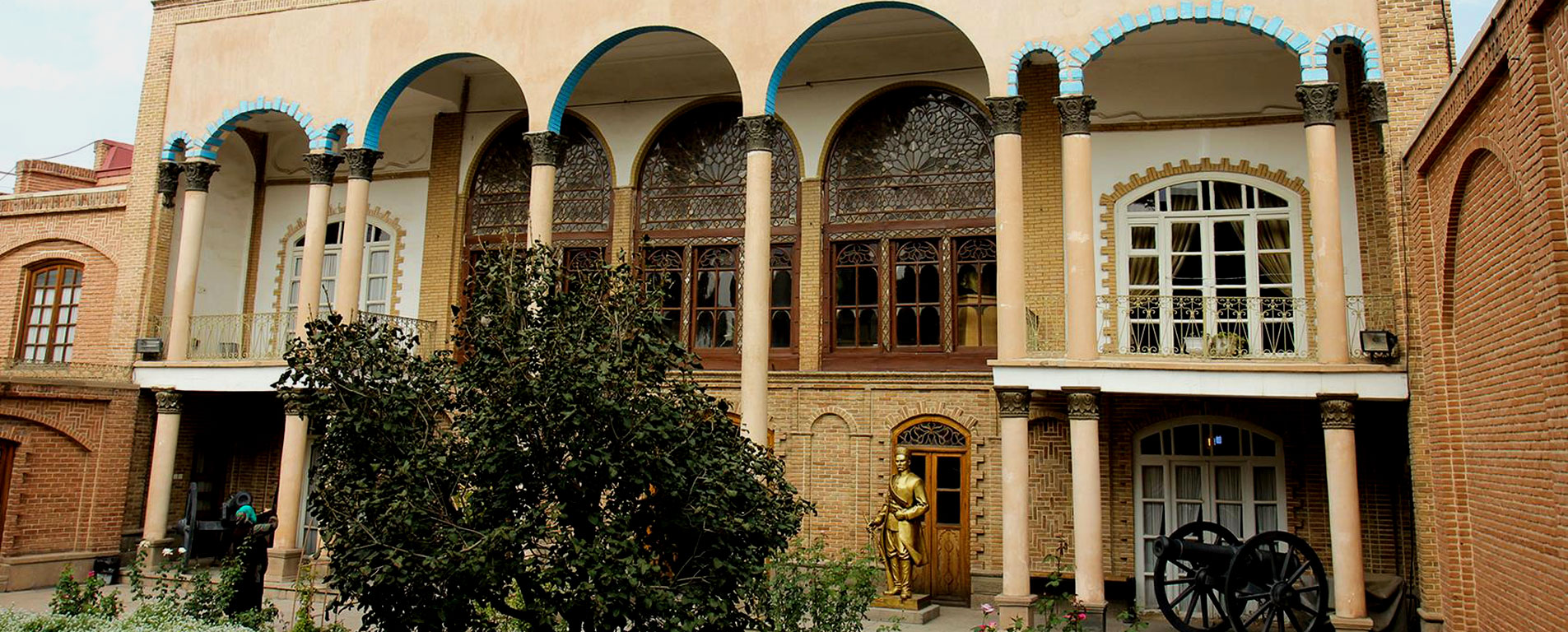 خانه مشروطه تبریز ، یادگاری از زمان ستارخان و باقرخان