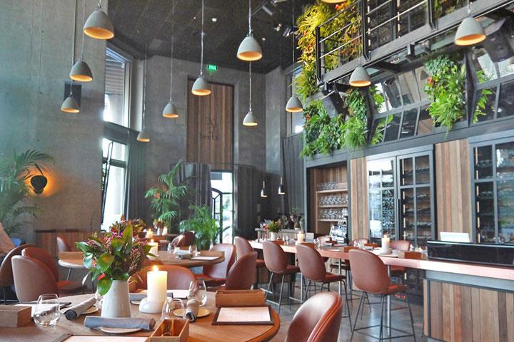 رستوران های استانبول | رستوران Alancha