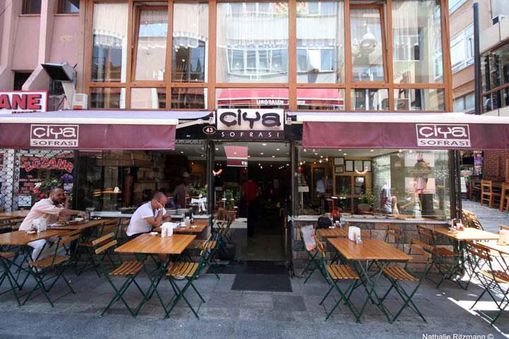 رستوران Çiya Sofrası