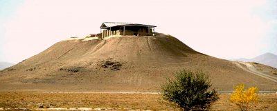 ارگ تاریخی نوشیجان