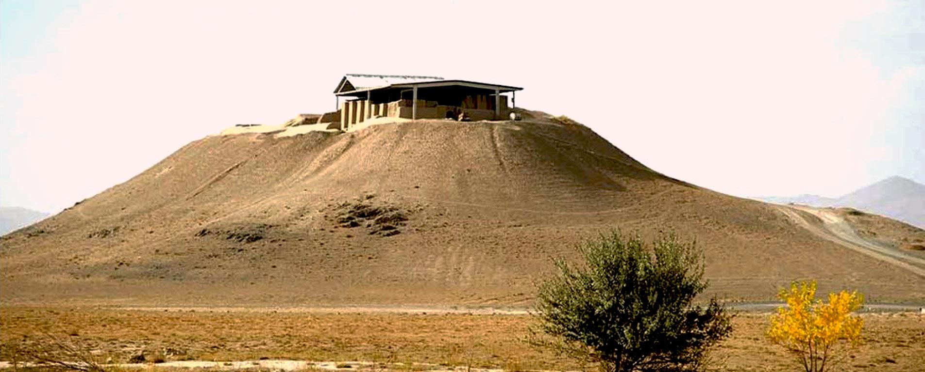 ارگ تاریخی نوشیجان ؛ بنایی به قدمت ایران