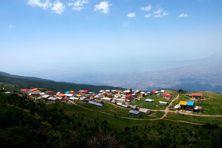 روستای درازنو | از دیدنی های استان گلستان