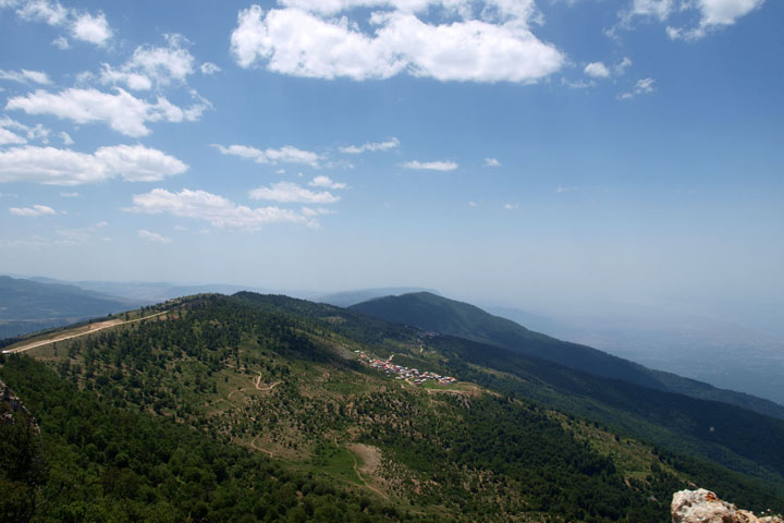 روستای درازنو | مرتفعترین روستای گلستان