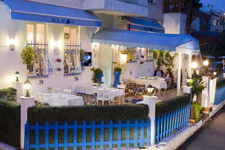 رستوران Eleos | رستوران های استانبول