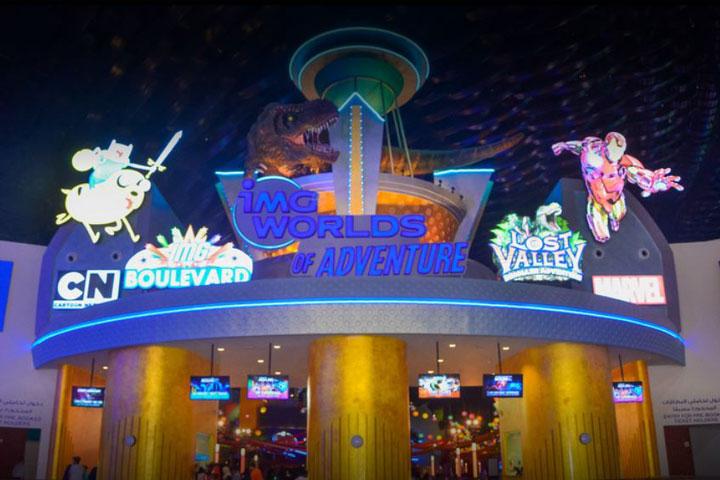 مراکز تفریحی دبی