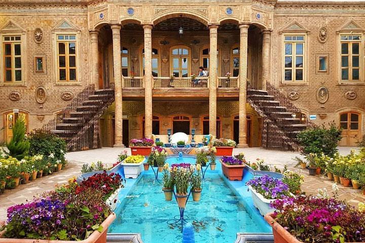 خانه های تاریخی مشهد