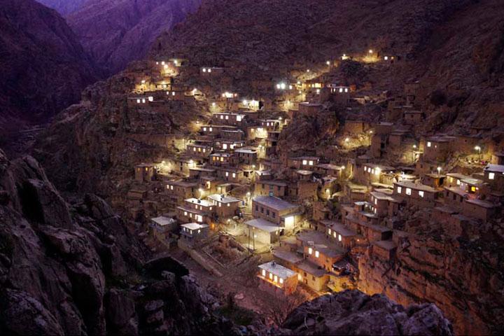 روستای کوهستانی سر آقا سید