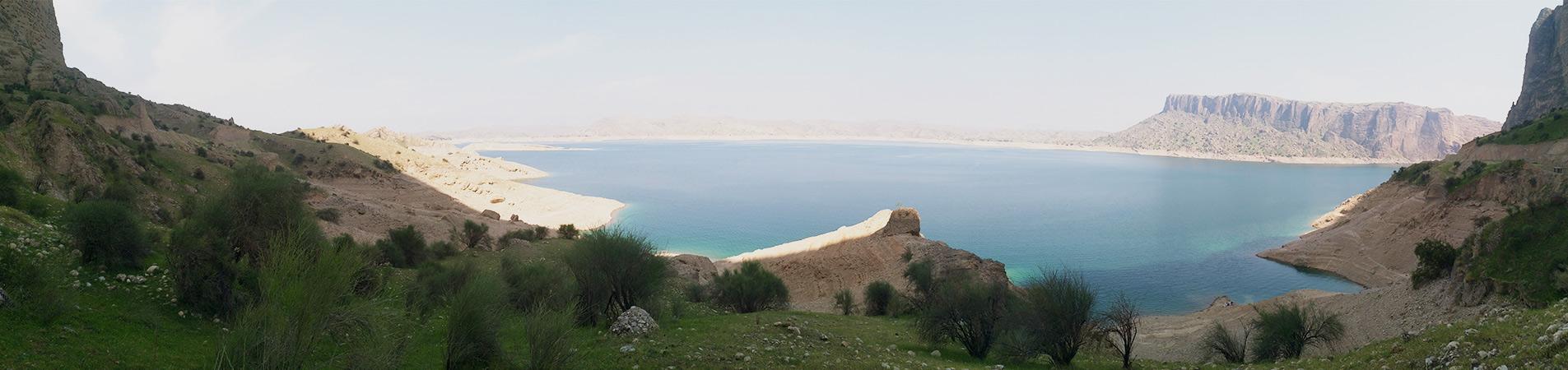 دریاچه شهیون ؛ مروارید دزفول