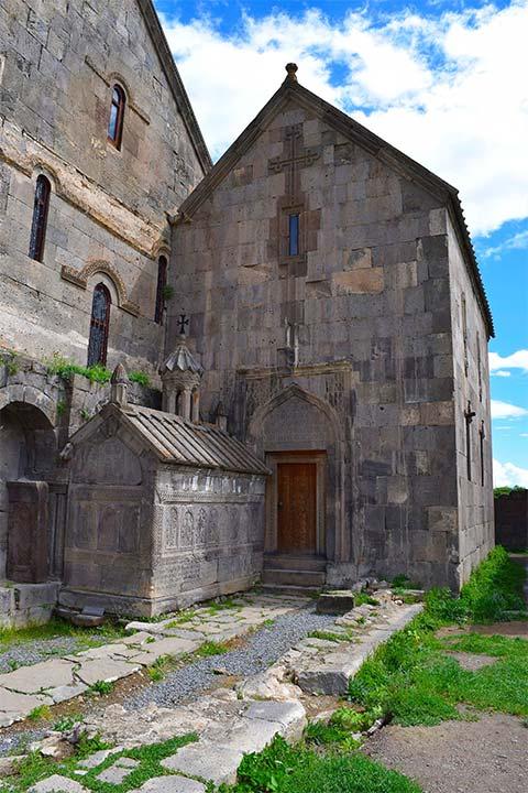صومعه تاتو |کلیسای گریگور مقدس