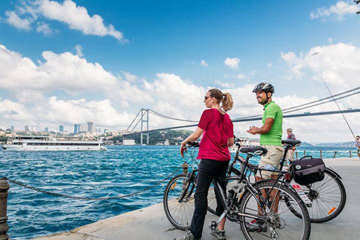 دوچرخهسواری در استانبول | مراکز تفریحی استانبول