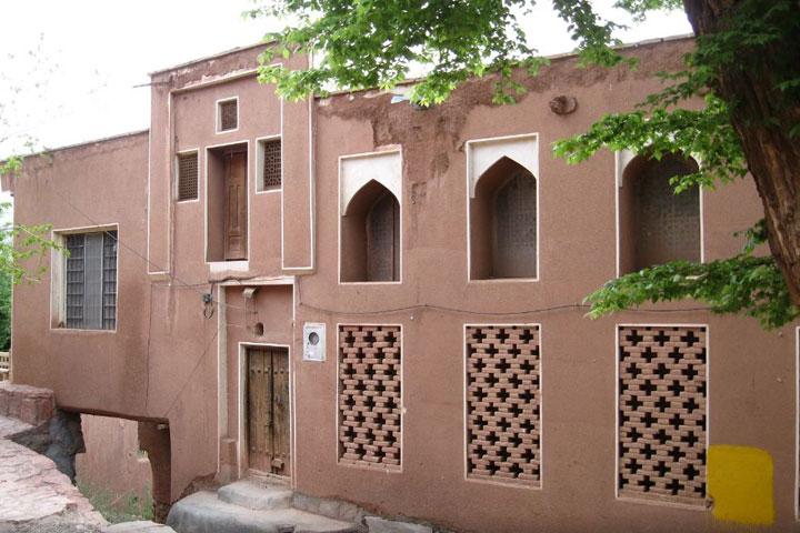 روستای ابیانه از زیباترین روستاهای ایران