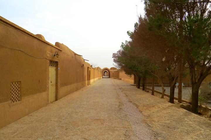 روستای فهرج یزد از زیباترین روستاهای ایران