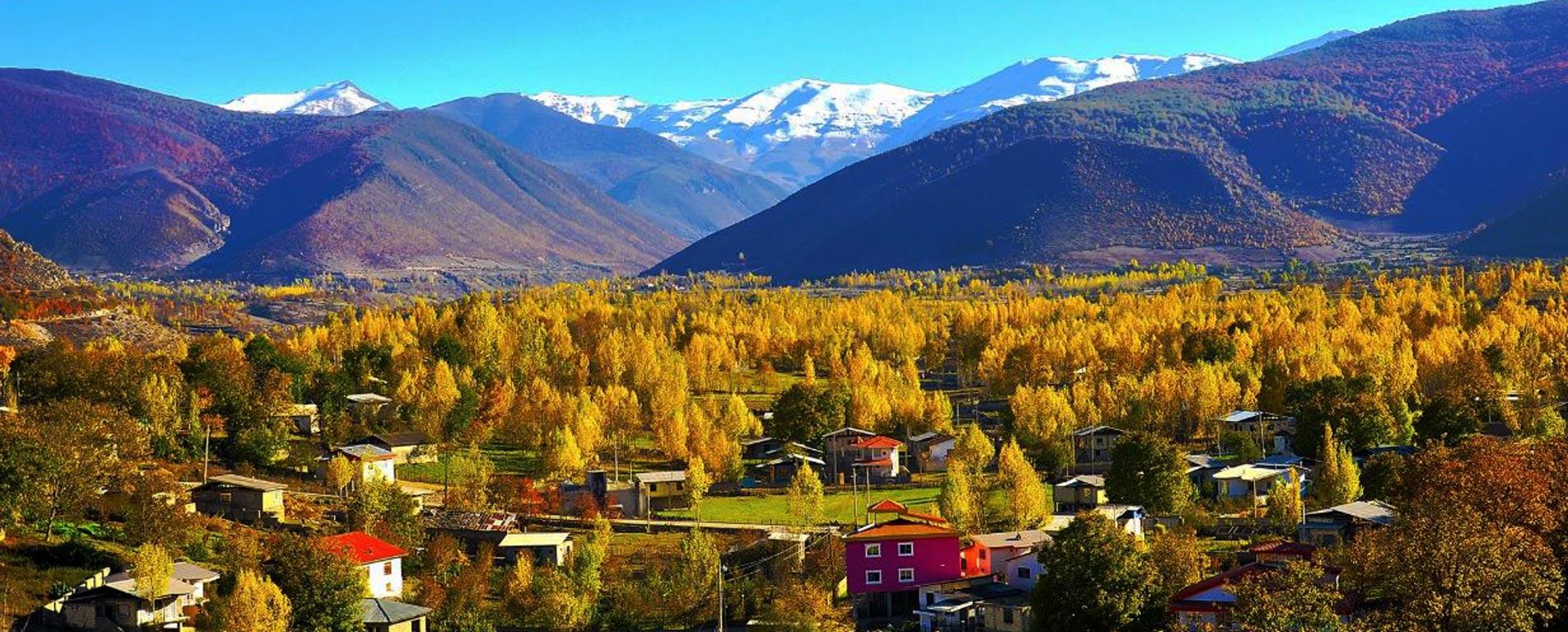 روستای کندلوس ، روستایی کوچک پر از زیبایی