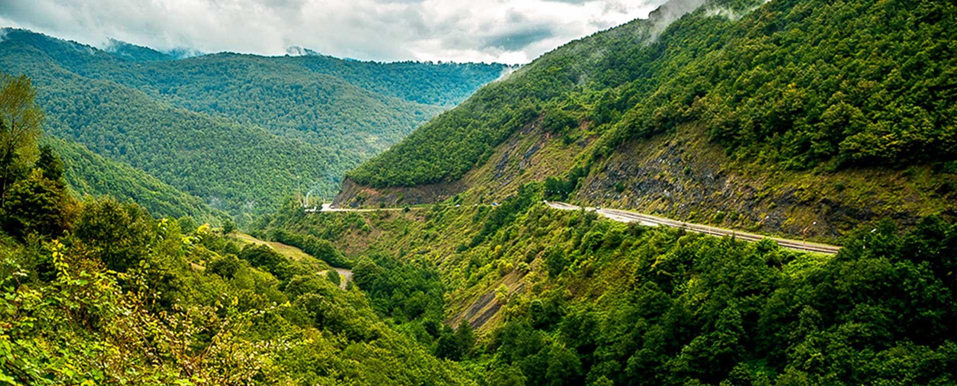 زیباترین جاده های ایران ،گشت و گذار در خیالیترین مسیرهای کشور