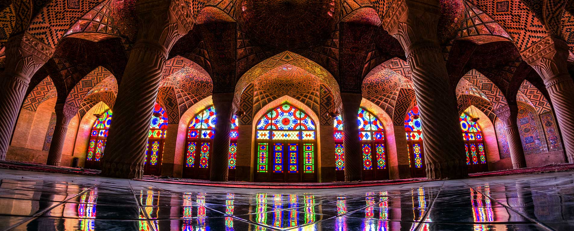 زیباترین مساجد ایران را بشناسید