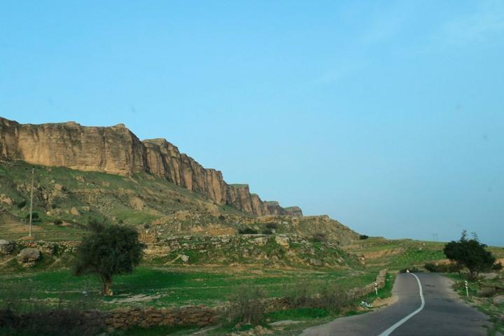 مسیر رسیدن به دریاچه شهیون