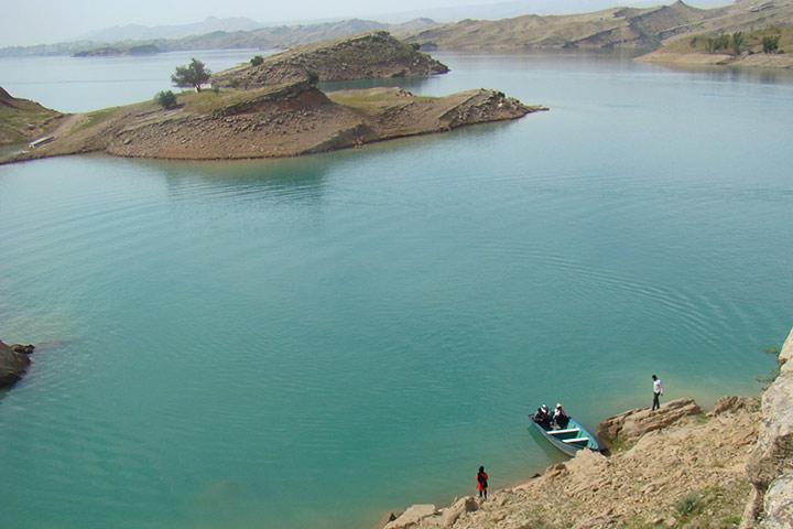 تفریحات دریاچه شهیون
