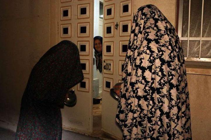 قاشق زنی | چهارشنبه سوری