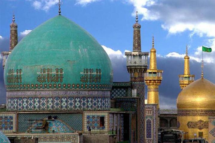 مرمتهای مسجد گوهرشاد