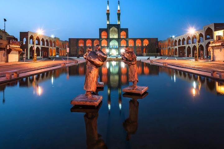 زیباترین مساجد ایران