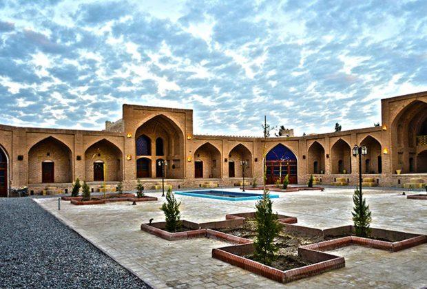 کاروانسراهای شیراز