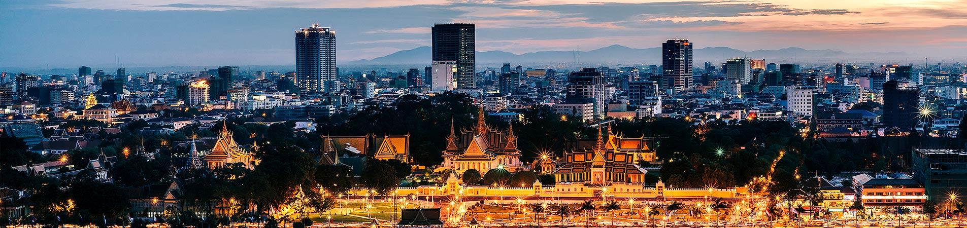 جاهای دیدنی کامبوج که هرگز نباید از دست بدهید