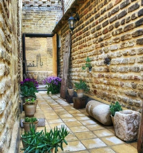 اقامتگاه بومگردی ستایش | از بهترین بوم گردی های شیراز