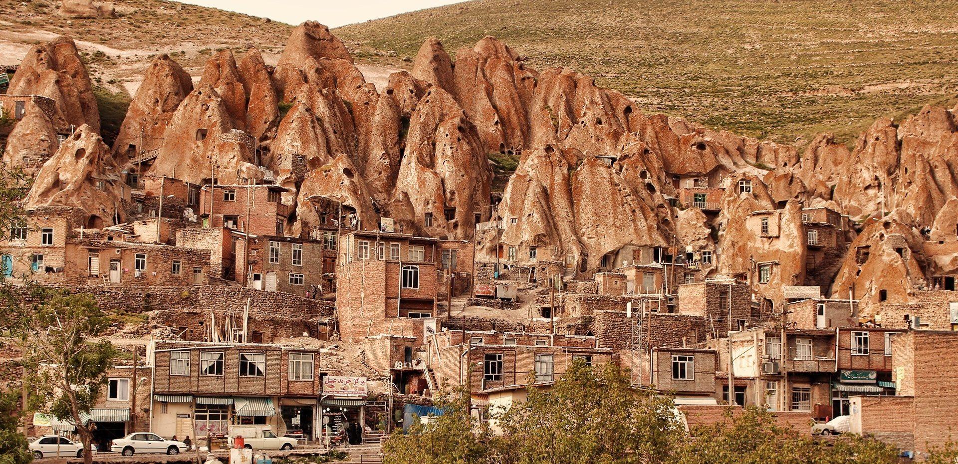 زیباترین روستاهای ایران ،بیفاصله با تن طبیعت