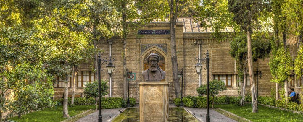 باغ نگارستان ، یکی از دنجترین باغهای قجری