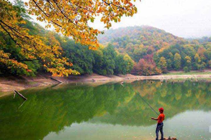 ماهیگیری | دریاچه چورت