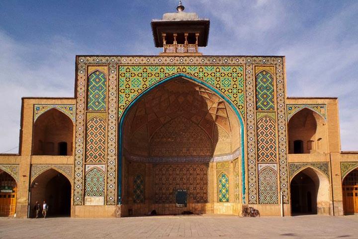 مسجد النبی قزوین | بازار قزوین