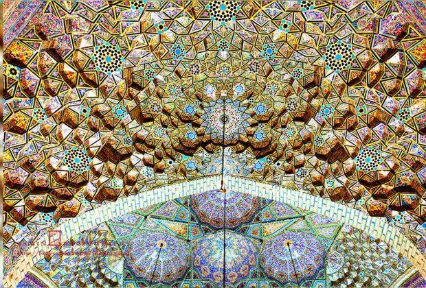 عکس های مسجد نصیرالملک