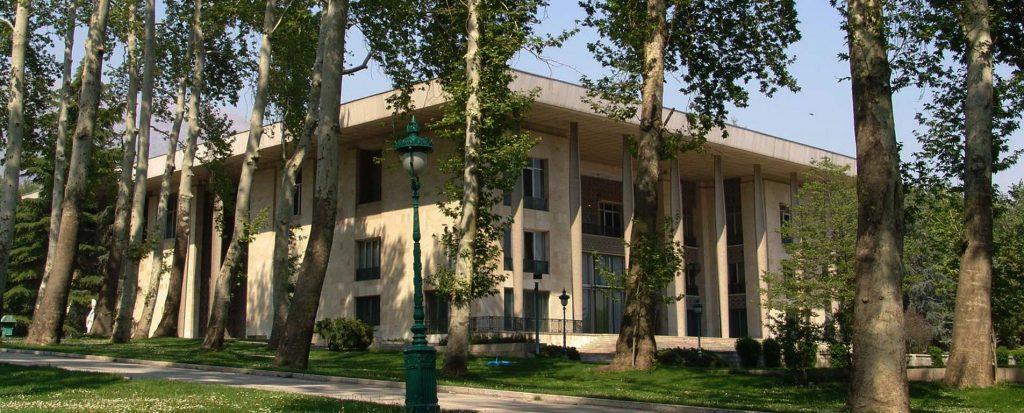 کاخ نیاوران ؛ نگین تهران