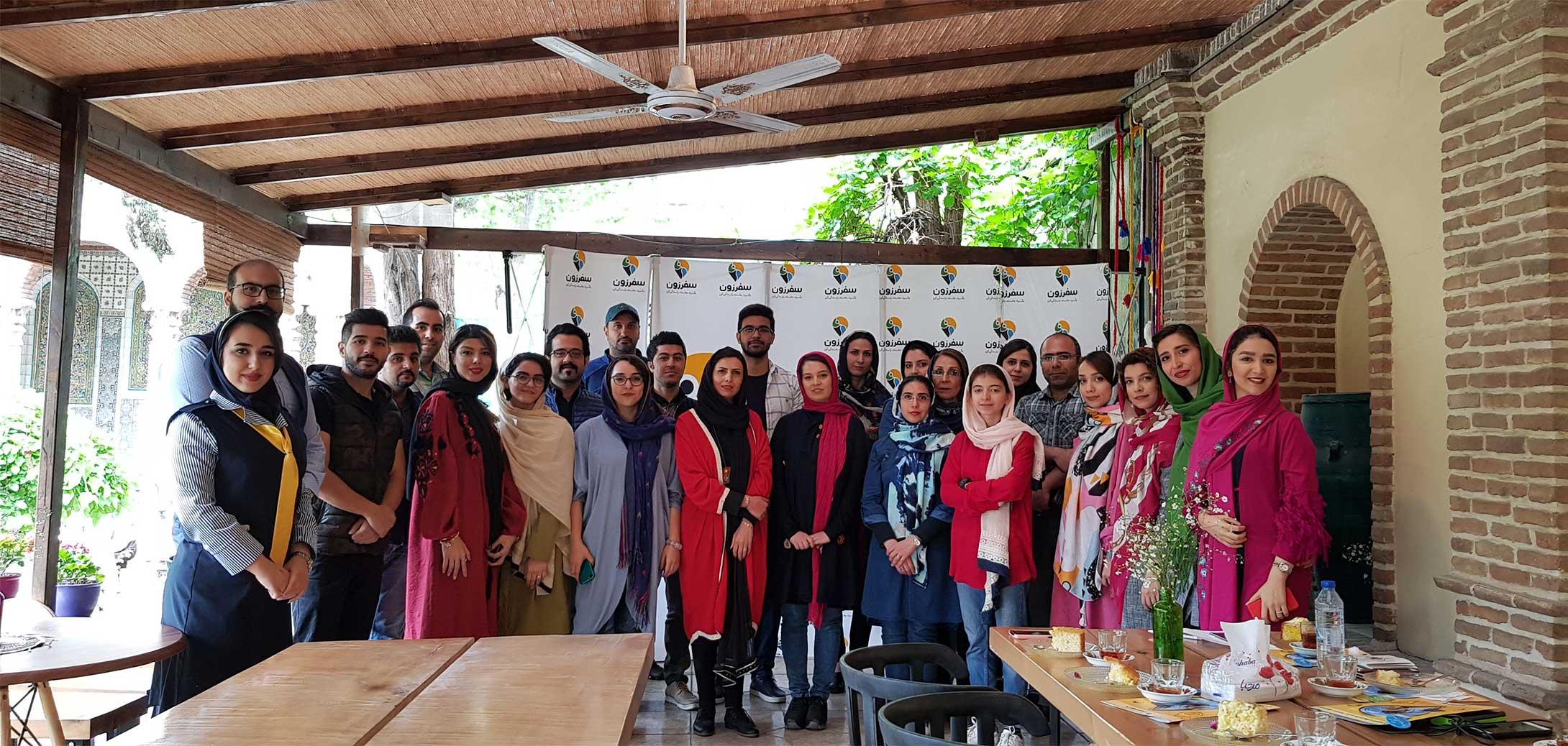 ۱۷۰۰ جاذبه، مشارکتی به وسعت تمام ایران