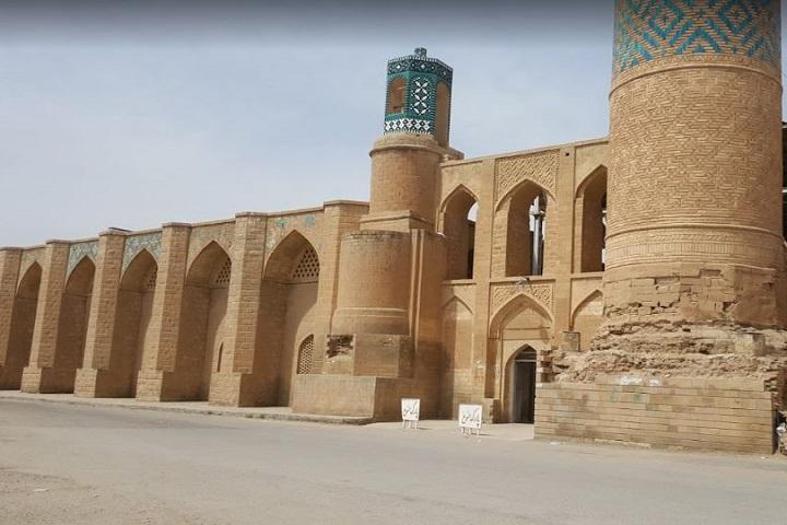 مسجدجامع شوشتر