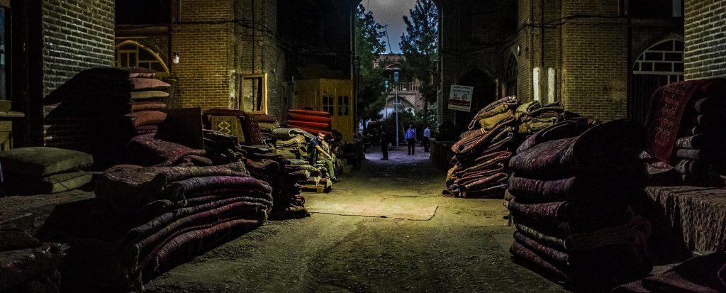 بازار قزوین ، شاهکاری که باید در آن قدم بزنید