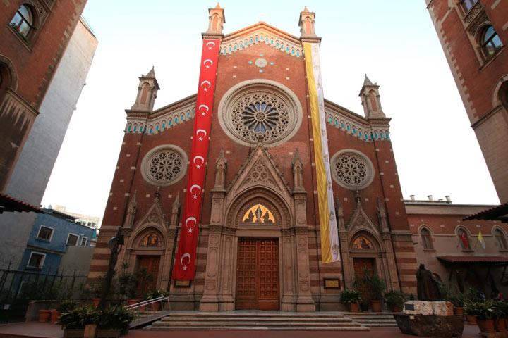 کلیسای سنت آنتونی پادووا