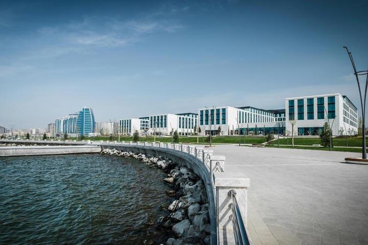 بهترین جاهای دیدنی باکو آذربایجان