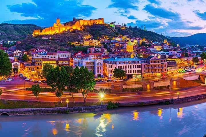 تفلیس | جاهای دیدنی گرجستان