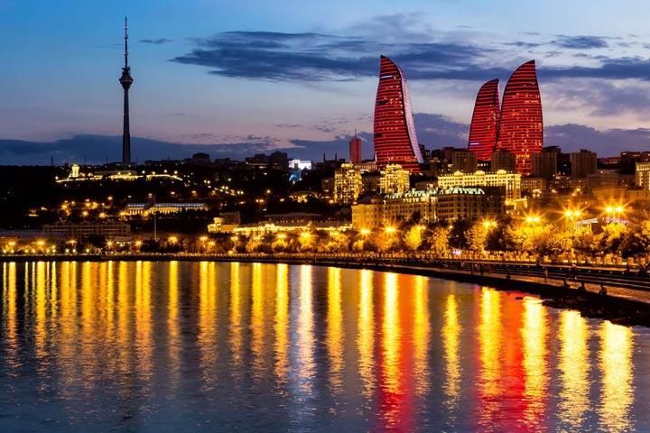 جاهای دیدنی باکو   20 تا از بهترین مکان های دیدنی باکو + عکس و آدرس