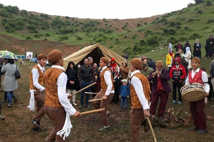 جشنواره دشت کالپوش