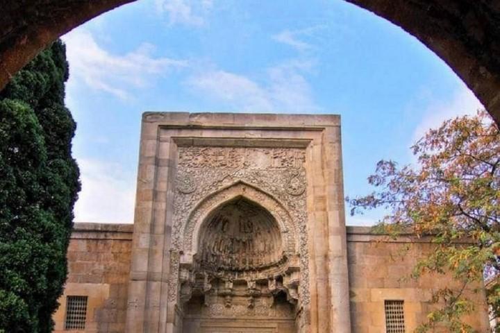 عکس شهر باکو