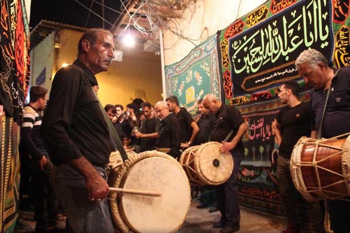 دمام زنی در بوشهر