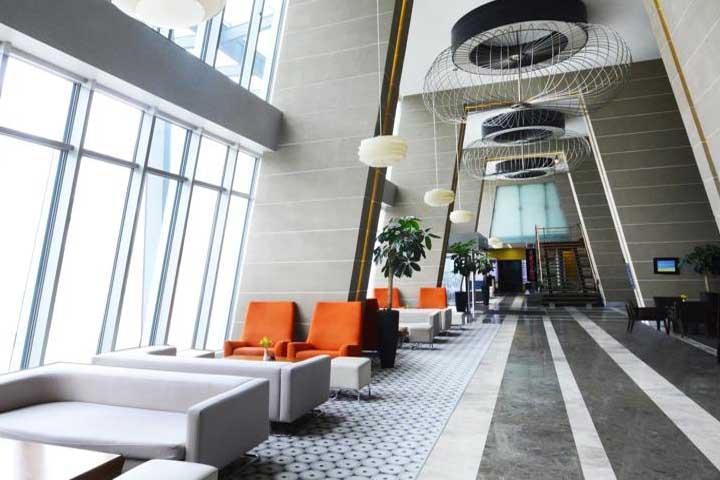 رادیسون بلو باتومی | از بهترین هتل های گرجستان
