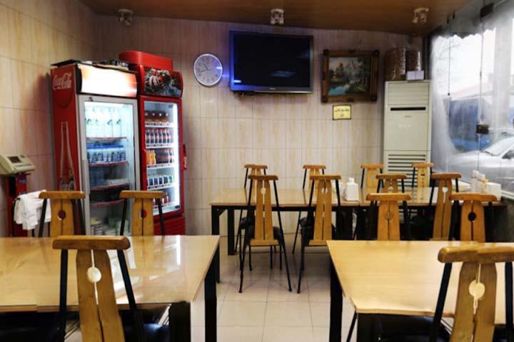 رستوران اردشیر